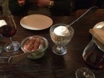 Tiramisu og gammeldags æblekage